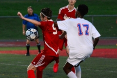 CIAC Boys Soccer; Wolcott 1 vs. Crosby 2 - Photo # (504)