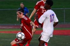 CIAC Boys Soccer; Wolcott 1 vs. Crosby 2 - Photo # (505)