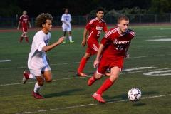 CIAC Boys Soccer; Wolcott 1 vs. Crosby 2 - Photo # (579)