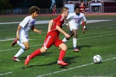 CIAC Boys Soccer; Wolcott 1 vs. Crosby 2 - Photo # (581)