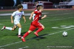 CIAC Boys Soccer; Wolcott 1 vs. Crosby 2 - Photo # (582)