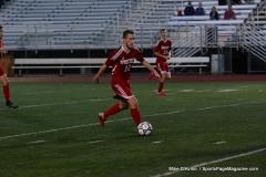 CIAC Boys Soccer; Wolcott 1 vs. Crosby 2 - Photo # (633)