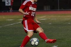 CIAC Boys Soccer; Wolcott 1 vs. Crosby 2 - Photo # (634)