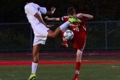 CIAC Boys Soccer; Wolcott 1 vs. Crosby 2 - Photo # (661)