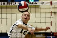 CIAC Boys Volleyball Newington 3 vs. Southington 0 (24)