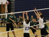 CIAC Boys Volleyball Southington 3 vs. Maloney 0 (15)