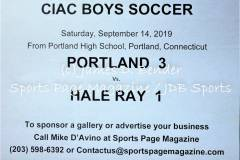 Gallery CIAC BSOC: Portland 3 vs. Hale Ray 1