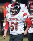 CIAC Football Class S SF's - #2 Ansonia 49 vs. #6 Cromwell_Portland 28 - Photo (76)