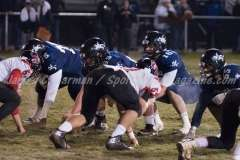 CIAC Football Class S SF's - #2 Ansonia 49 vs. #6 Cromwell_Portland 28 - Photo (88)