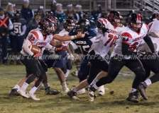 CIAC Football Class S SF's - #2 Ansonia 49 vs. #6 Cromwell_Portland 28 - Photo (93)