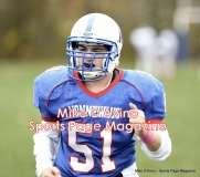 CIAC Football - Focused on Nonnewaug vs. SMSA - Photo # (23)