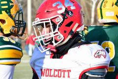 Gallery CIAC Football; Holy Cross vs. Wolcott - Photo # 3152