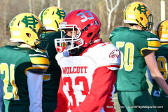 Gallery CIAC Football; Holy Cross vs. Wolcott - Photo # 3164