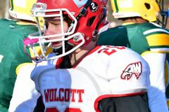 Gallery CIAC Football; Holy Cross vs. Wolcott - Photo # 3171