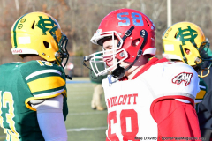 Gallery CIAC Football; Holy Cross vs. Wolcott - Photo # 3209