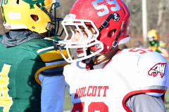 Gallery CIAC Football; Holy Cross vs. Wolcott - Photo # 3214