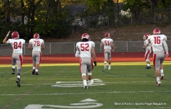 Gallery CIAC Football; Watertown vs. Wolcott - Pregame - Photo # (102)