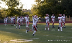 Gallery CIAC Football; Watertown vs. Wolcott - Pregame - Photo # (124)