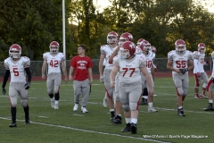 Gallery CIAC Football; Watertown vs. Wolcott - Pregame - Photo # (14)