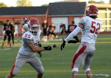 Gallery CIAC Football; Watertown vs. Wolcott - Pregame - Photo # (156)