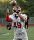 Gallery CIAC Football; Watertown vs. Wolcott - Pregame - Photo # (185)
