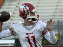 Gallery CIAC Football; Watertown vs. Wolcott - Pregame - Photo # (31)