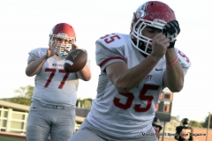 Gallery CIAC Football; Watertown vs. Wolcott - Pregame - Photo # (44)