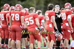CIAC Football Focused on Wolcott JV vs. Crosby JV - Photo # (19)