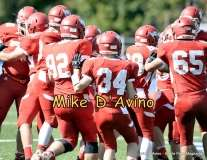 CIAC Football Focused on Wolcott JV vs. Crosby JV - Photo # (32)
