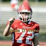 CIAC Football Focused on Wolcott JV vs. Crosby JV - Photo # (36)