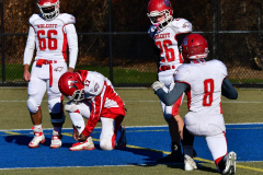 Gallery CIAC Football; Holy Cross vs. Wolcott - Photo # 006