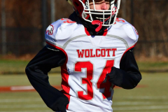 Gallery CIAC Football; Holy Cross vs. Wolcott - Photo # 023