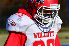 Gallery CIAC Football; Holy Cross vs. Wolcott - Photo # 024