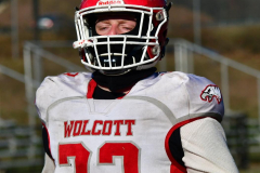 Gallery CIAC Football; Holy Cross vs. Wolcott - Photo # 034