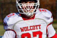 Gallery CIAC Football; Holy Cross vs. Wolcott - Photo # 037