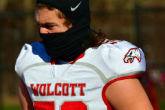 Gallery CIAC Football; Holy Cross vs. Wolcott - Photo # 054