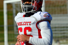 Gallery CIAC Football; Holy Cross vs. Wolcott - Photo # 075