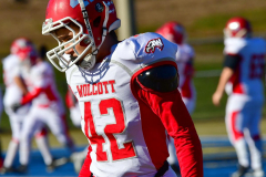 Gallery CIAC Football; Holy Cross vs. Wolcott - Photo # 076