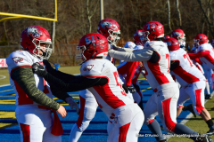 Gallery CIAC Football; Holy Cross vs. Wolcott - Photo # 088