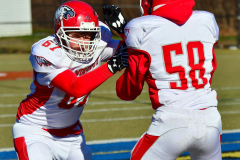 Gallery CIAC Football; Holy Cross vs. Wolcott - Photo # 093