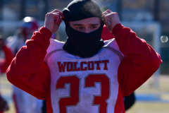 Gallery CIAC Football; Holy Cross vs. Wolcott - Photo # 173