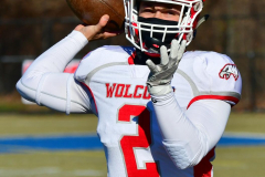 Gallery CIAC Football; Holy Cross vs. Wolcott - Photo # 181