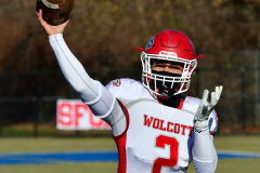 Gallery CIAC Football; Holy Cross vs. Wolcott - Photo # 182
