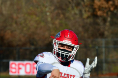 Gallery CIAC Football; Holy Cross vs. Wolcott - Photo # 183