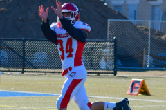 Gallery CIAC Football; Holy Cross vs. Wolcott - Photo # 185