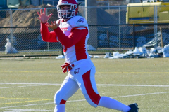 Gallery CIAC Football; Holy Cross vs. Wolcott - Photo # 194