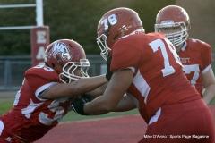 Gallery CIAC Football; Wolcott vs. Seymour - Photo # 051