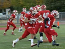 Gallery CIAC Football; Wolcott vs. Seymour - Photo # 191