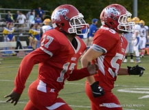 Gallery CIAC Football; Wolcott vs. Seymour - Photo # 333