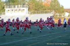CIAC Football; Wolcott vs. Woodland - Pregame - Photo # (152)